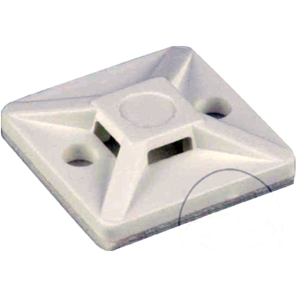 mountingocket for Cable tie white 50265716_1