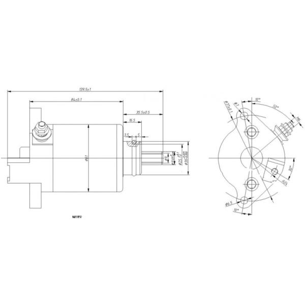 JMT Lenkkopflager Satz BA25-DB0001