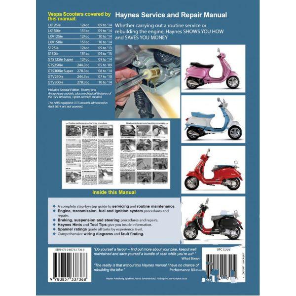 Haynes repair manual 4898 - 31,27 EUR