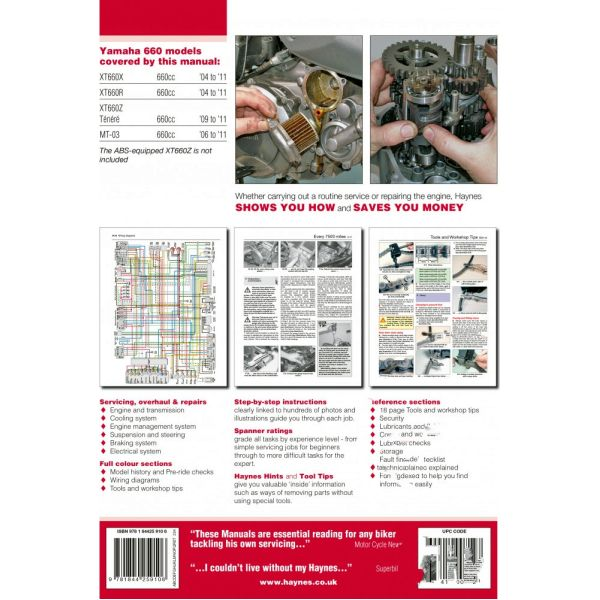 Haynes repair manual 4910_1