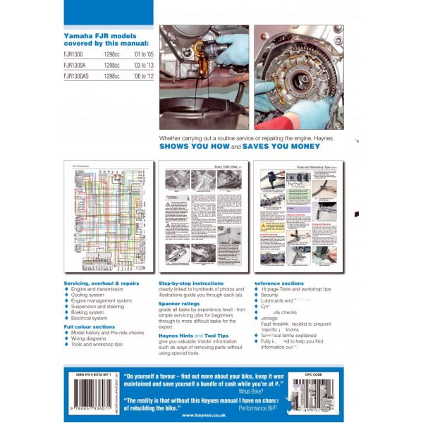 Haynes repair manual 5607_1