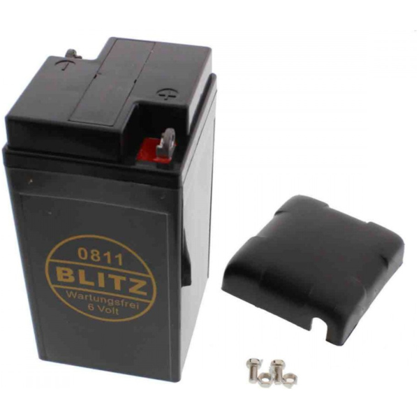 Battery 0811 gel black
