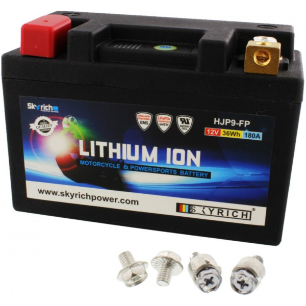 BATTERY MOTORCYCLE LTM9 SKYRICH