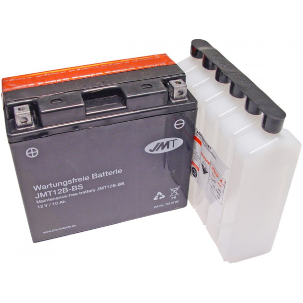 Motorcycle Battery YT12B-BS JMT