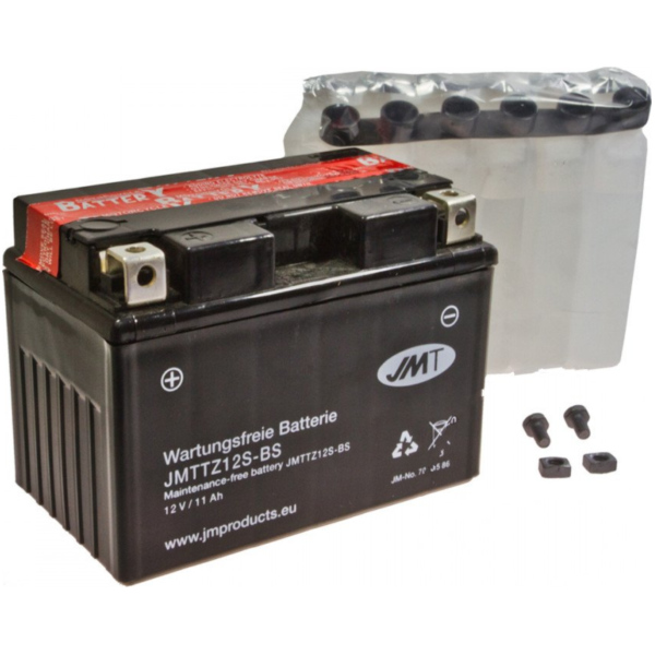 Motorcycle Battery TTZ12S-BS JMT