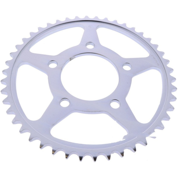 Rear sprocket 46t pitch 530 silver