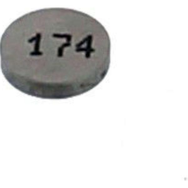 Valve shim 8 8mm 1 74