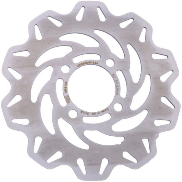 Brake disc vr scooter ebc VR9134