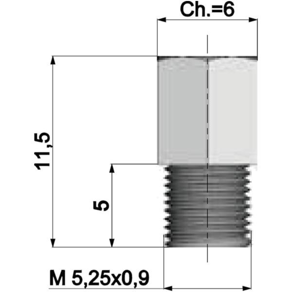 Fuel Parts DP4700/Bohrmaschine//Schlagbohrschrauber Diesel Einspritzpumpen