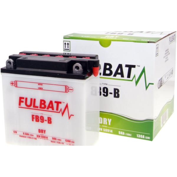 Batterie FULBAT Lithium-ion battery FLTX20HL Fulbat