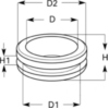 Double sided cable grommet 50280206_1