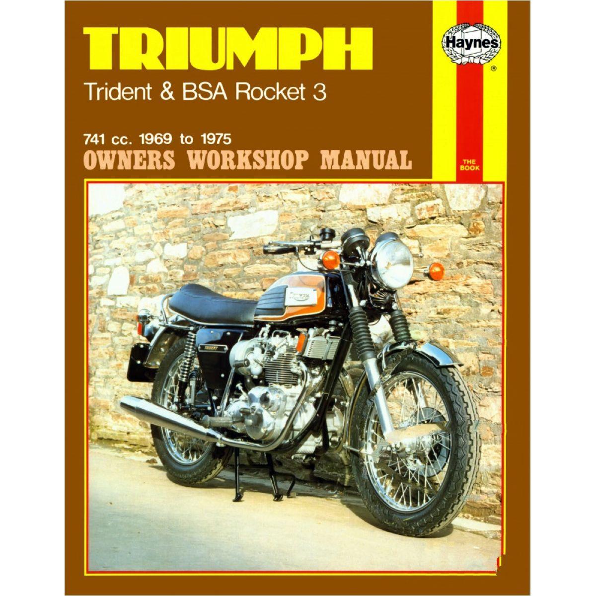 Reparatur Anleitung BSA/Triumph für BSA,Triumph - 30,58 EUR