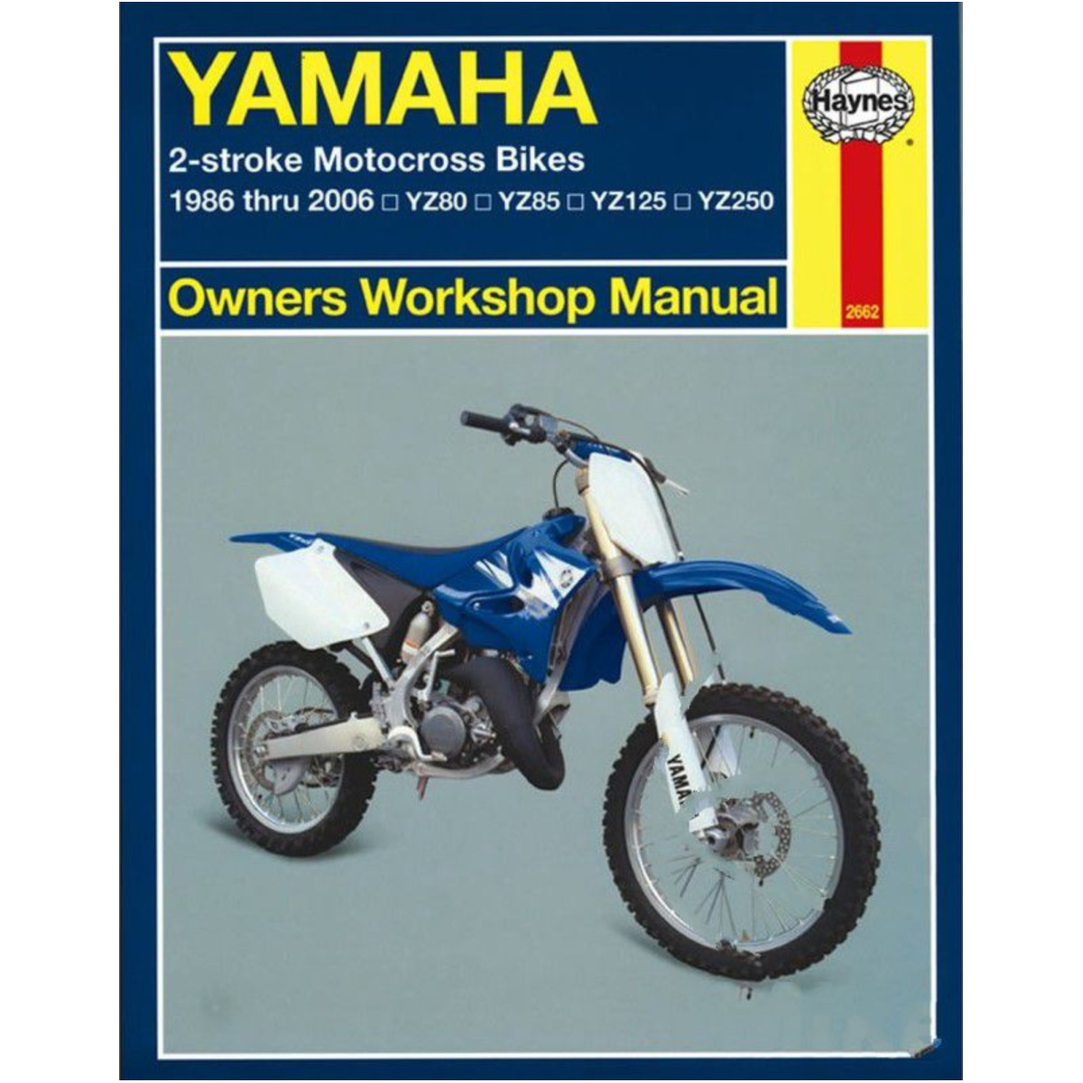 Haynes repair manual 2662