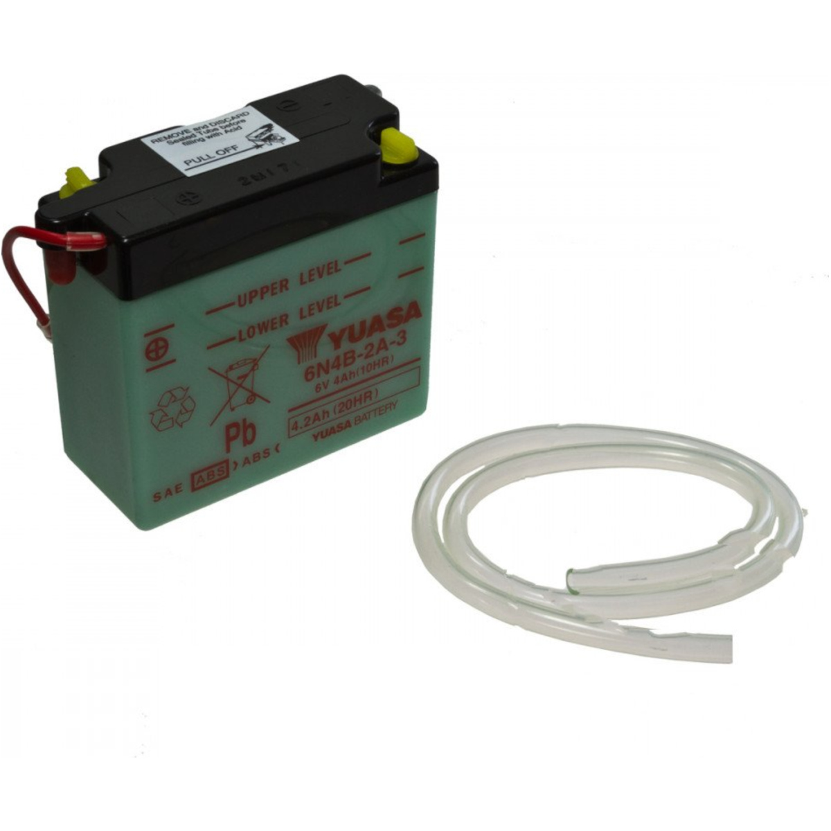 YUASA 6N4B-2A-3 Batterie de Moto