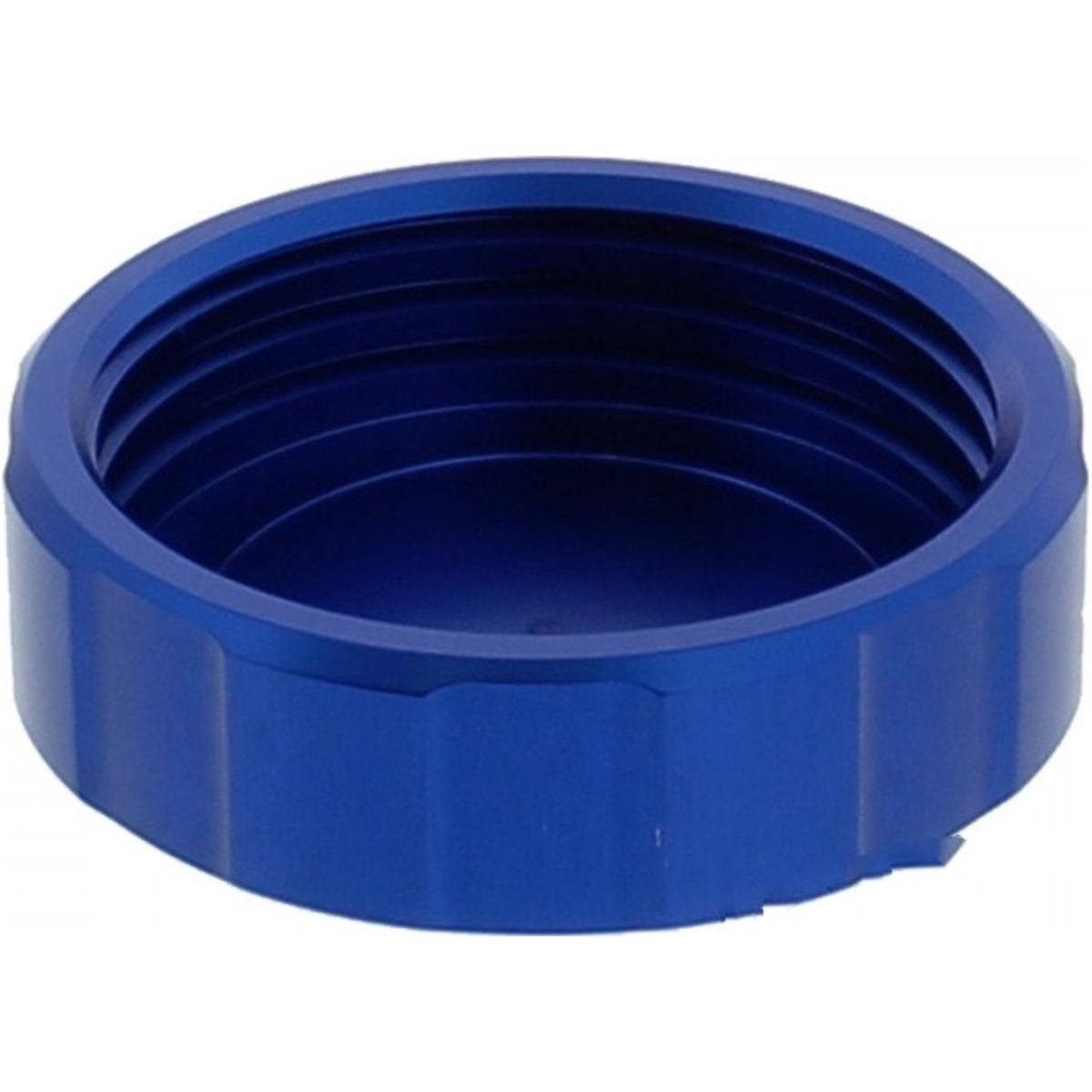 Deckel Bremsflüssigkeitsbehälter JMP 61MM Alu blau - 29,42 EUR