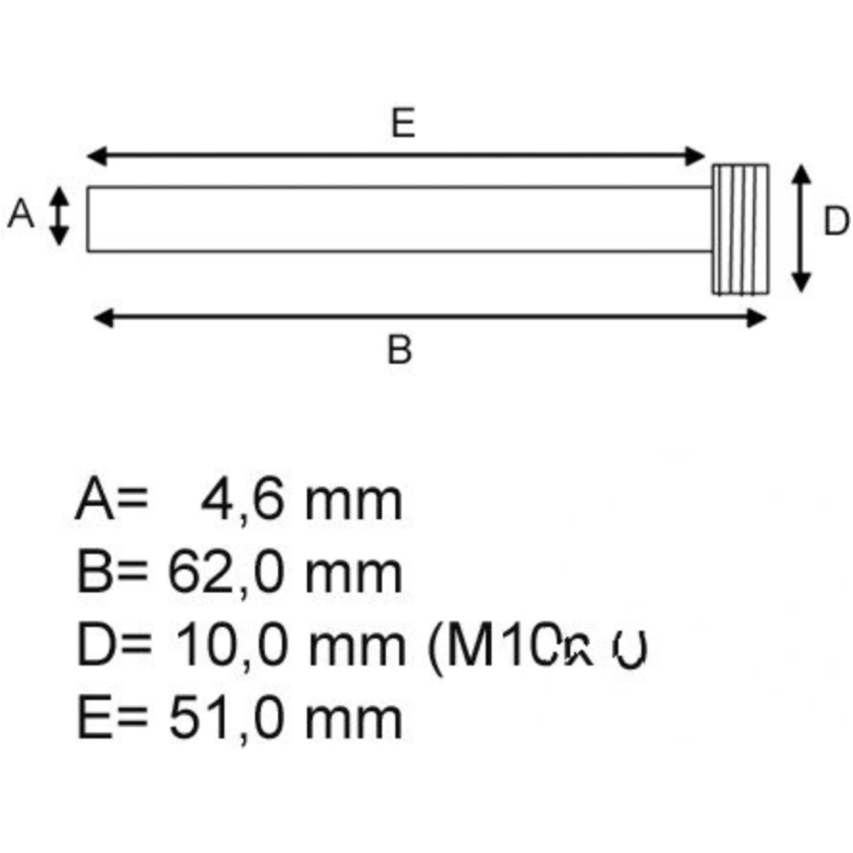 Pad pin pps912 honda vfr 17980 technical data sciox Images