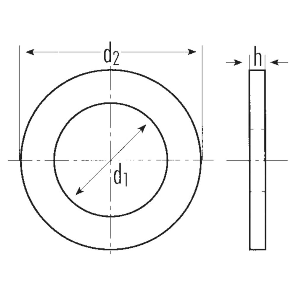 DICHTR KUPF MAS 18X22X1.5