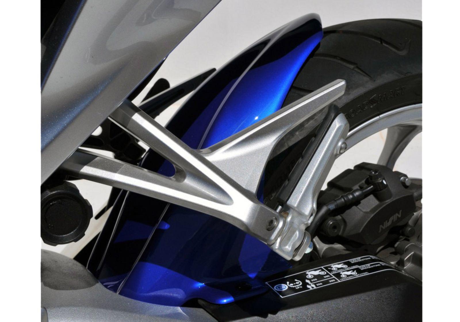 Aluminium Fairing Kit Suzuki GSR750 Blue