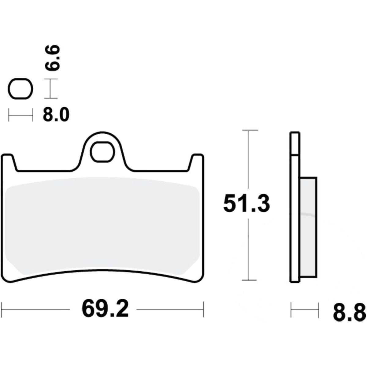 5SL1 Brake Master Cylinder Rebuild Front for 2003 Yamaha YZF R6
