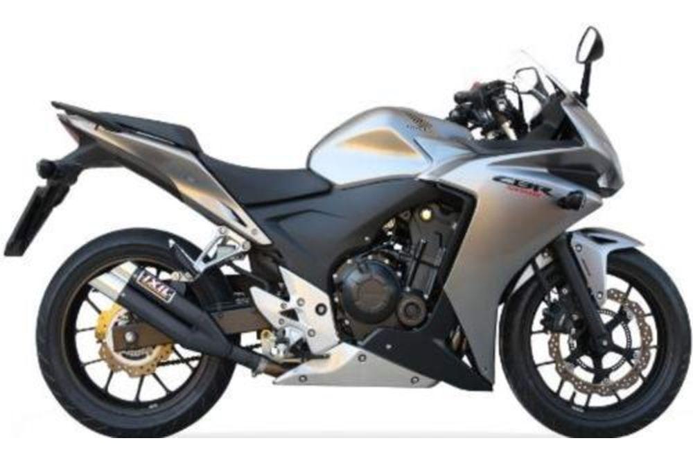 schwarz Hauptständer Honda CB 500 F CB 500 X und CBR 500 R 16