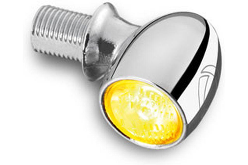 Kellermann Kellermann LED-Blinker Bullet Atto klares Glas