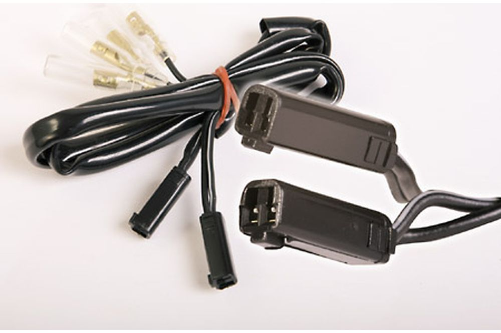 Paar Honda Kawa PW 207-056 Adapterkabel für Mini-Blinker