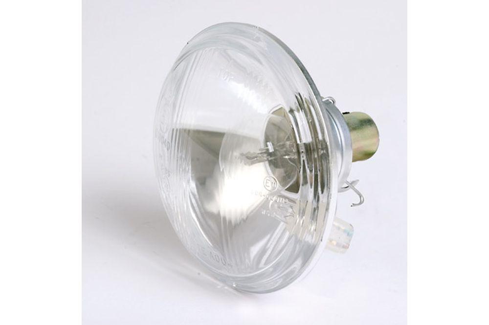 Scheinwerfer Einsatz H4 5 3//4 mit Standlicht gepr/ägtes Glas E-gepr/üft
