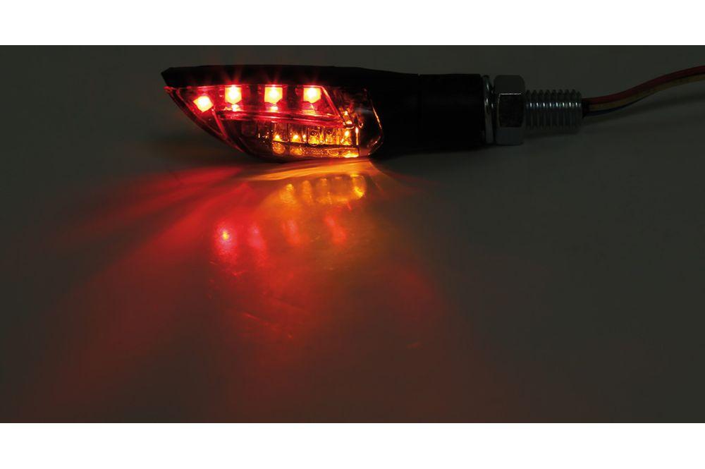 Blinker Einheit ARROWHEAD SHIN YO LED R/ücklicht