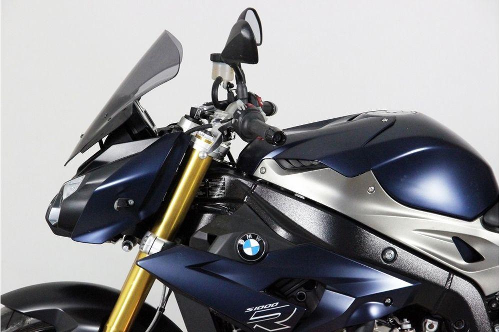 2014 schwarz BMW MRA Racingscheibe R,BMW S1000 R ab Bj