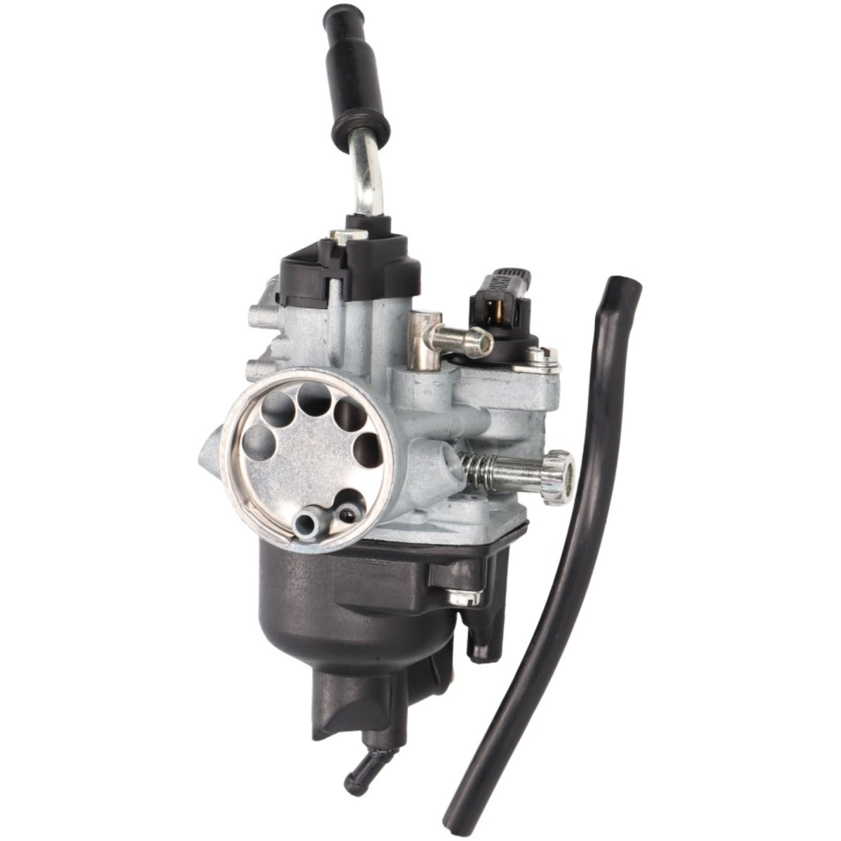 carburetor Dellorto PHVA 17 5mm w/ manual choke for Piaggio, Derbi