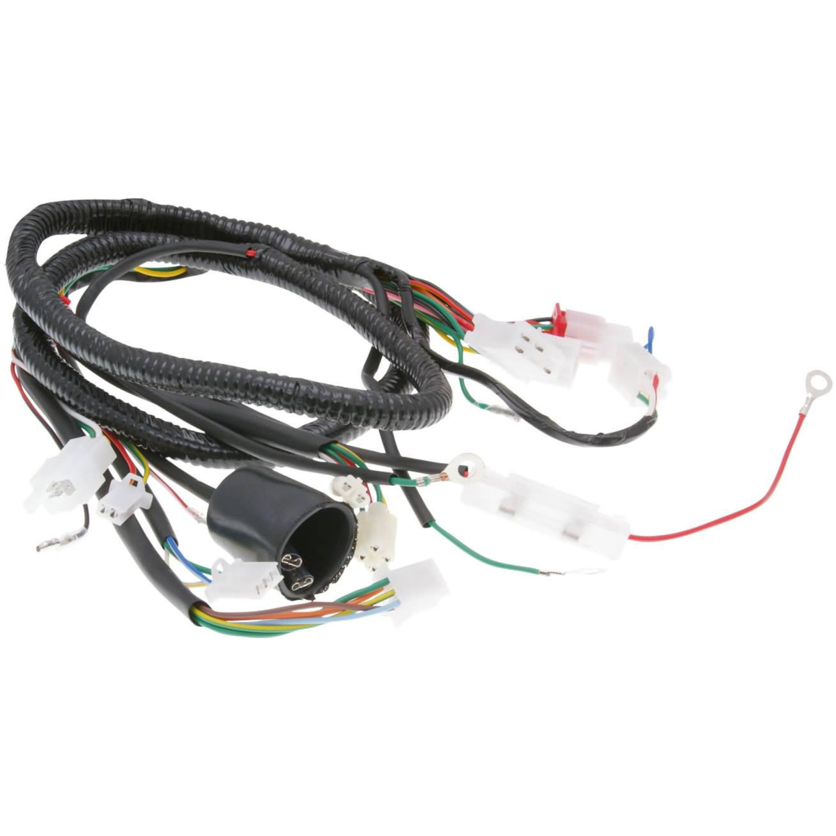 main wire / general wire harness for Jinlun Fighter 50 ...  Wire Harness on