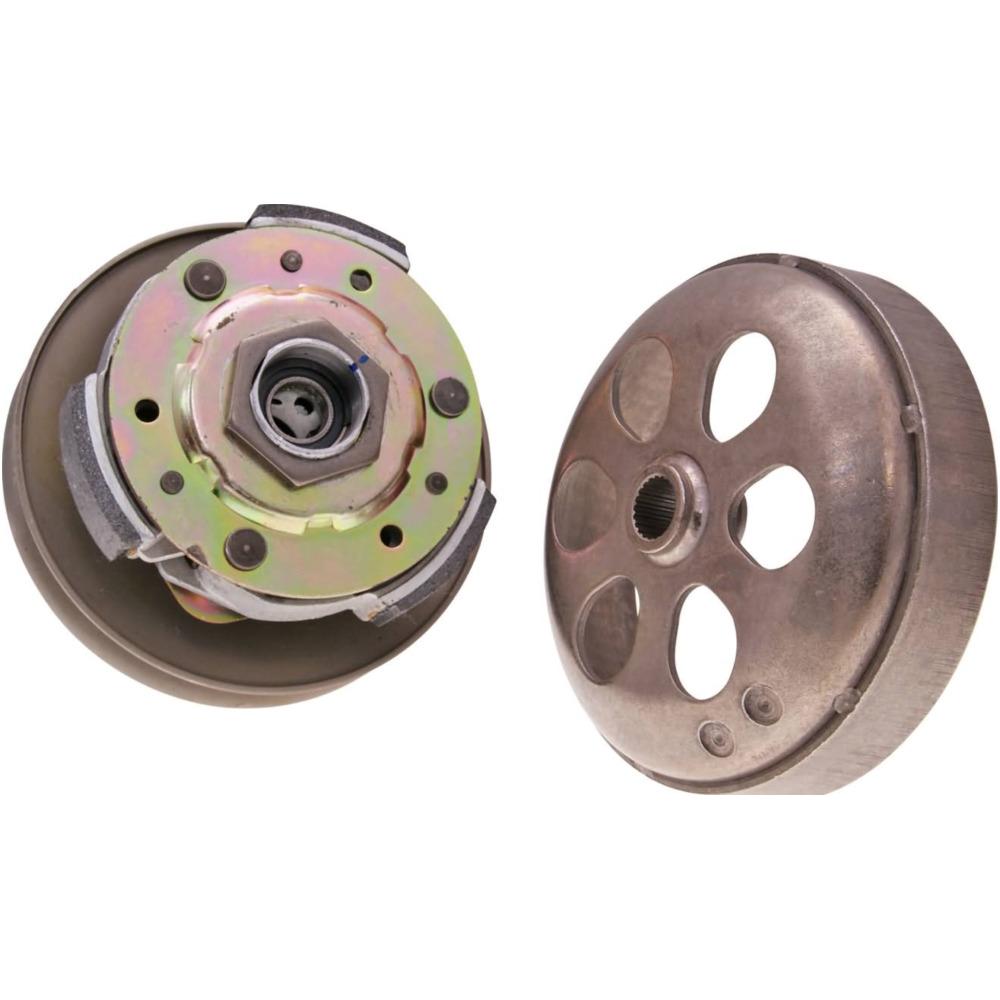 Wandler Kit+Kupplung 107mm-Minarelli-Simson,Tec Runner,Longjia,Aeon,Beeline,KTM