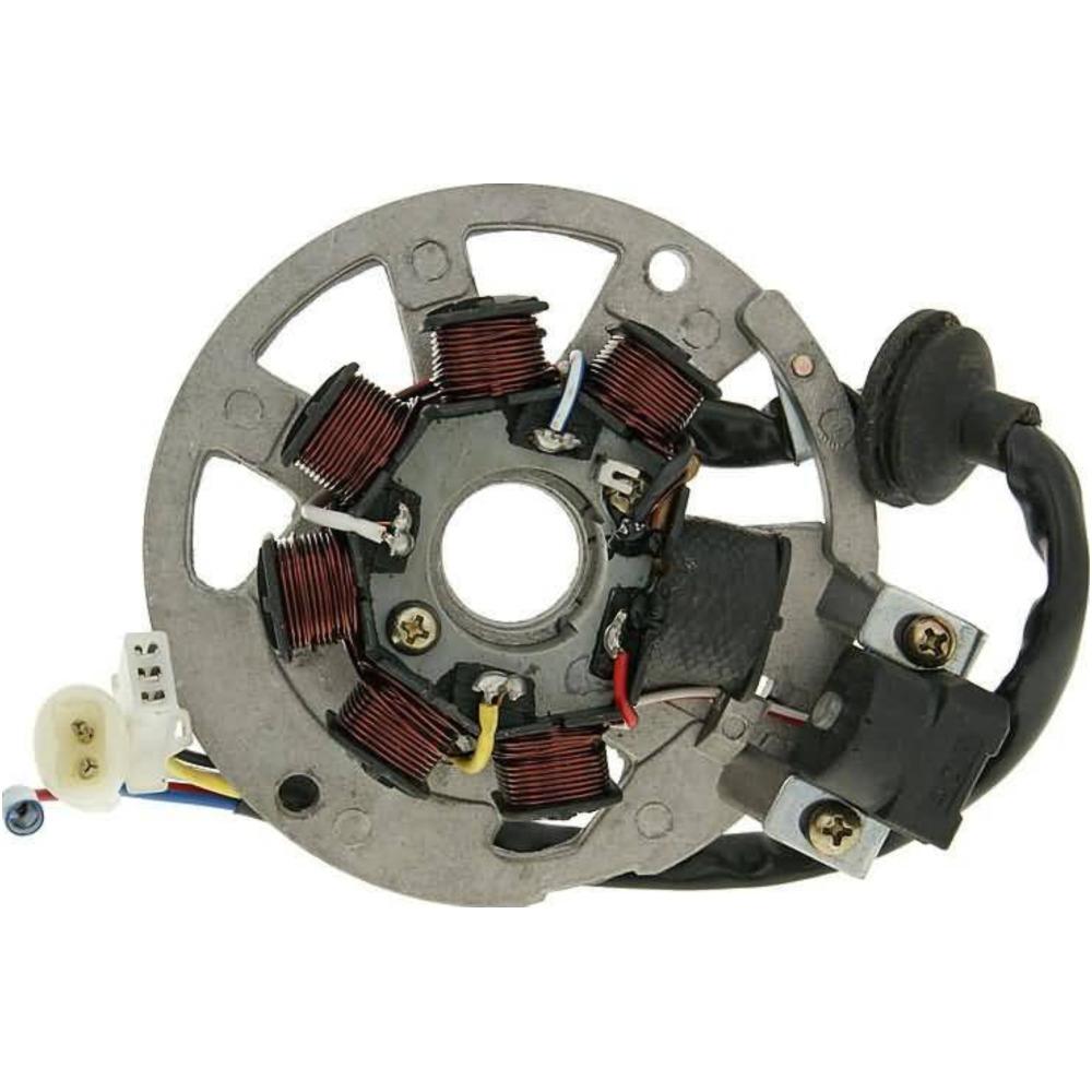Lichtmaschine Stator Version 2 f/ür Keeway CPI