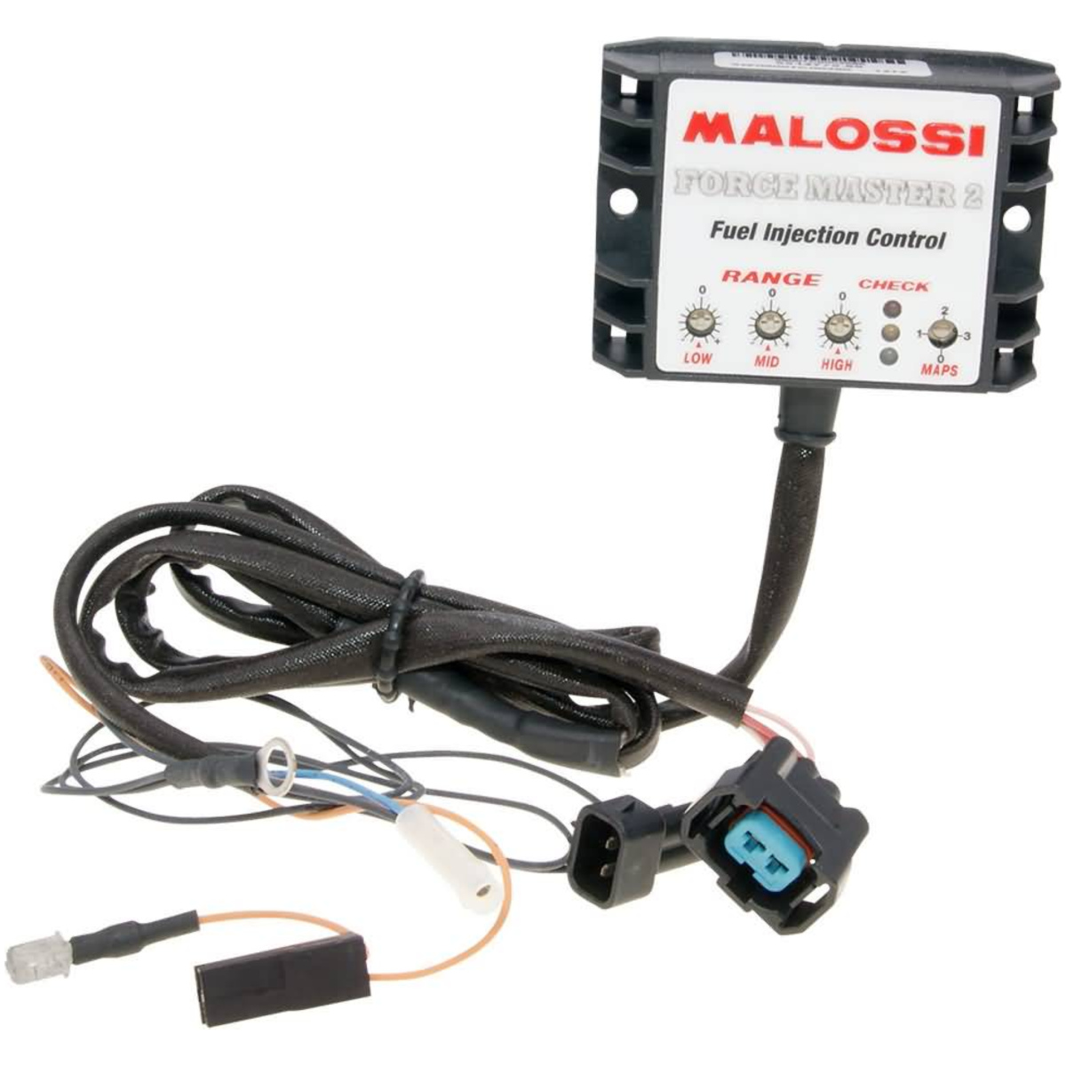 Cdi Injection Module Malossi Force Master 2 For Honda Sh I 125 Ie Metal Detector 4 Stroke Lc M5514778