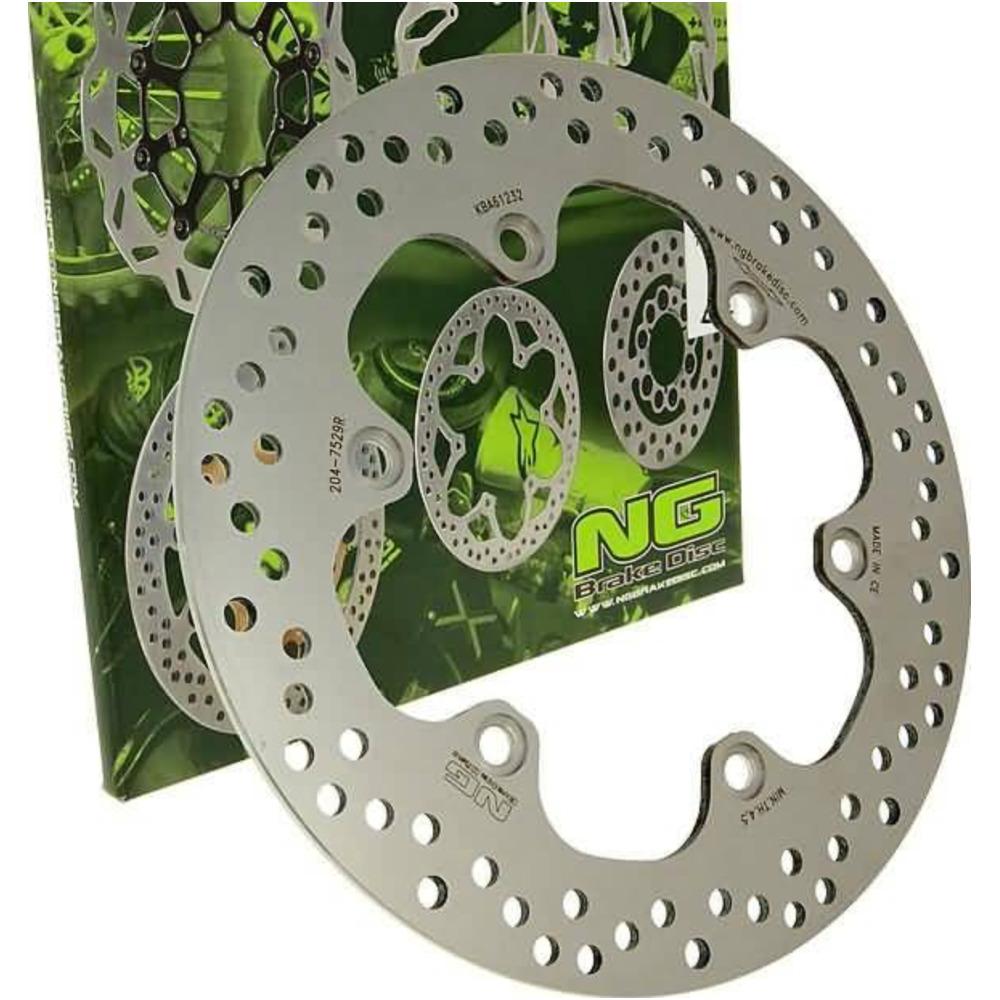 Bremsscheibe NG-CH Moto WSM WXE hinten CH Racing WSM WXE brake disc ng for