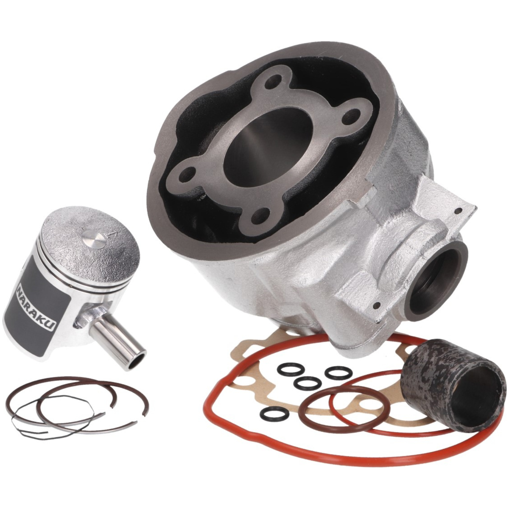 Zylinder Kit NARAKU 50ccm 25//28mm f/ür Aprilia-MX 50-05 AM6