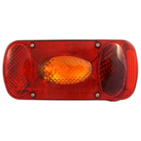 Tail light / rear light - Trailer glass Aspöck