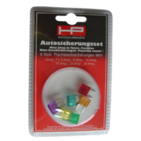 Mini flat Fuse s assortment