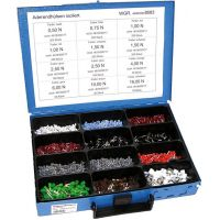 ferrules assortment insulated