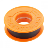 Insulation tape black 10m