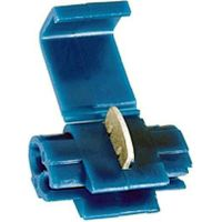 Insulated snap connector 0.8-2 blue 8KV705123813