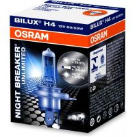 Glühbirne, Birne, Lampe H4 12V60/55W Night Breaker Unlimited