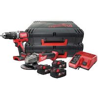 MILWAUKEE 4933459040 M18 SET2P-5...