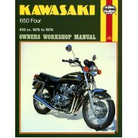 Haynes repair manual 0373