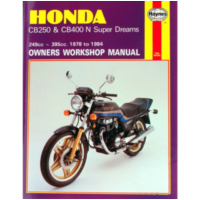 Haynes repair manual 0540