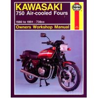 repair manual Kawasaki 0574