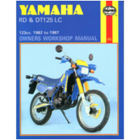 Haynes repair manual 0887
