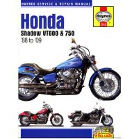repair manual Honda 2312