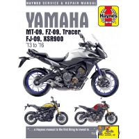 repair manual Yamaha 6333
