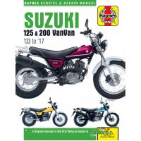 repair manual Suzuki 6355